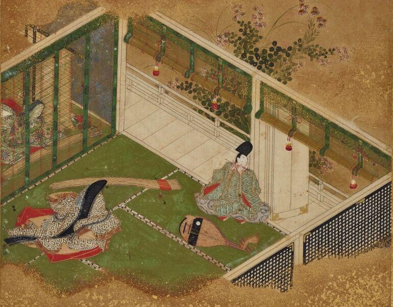 Gendzsi regénye és a japán kultúra