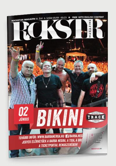 RCKSTR Magazin IX. évf. 9. szám