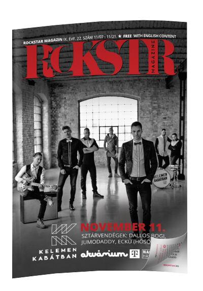 RCKSTR Magazin IX. évf. 22. szám