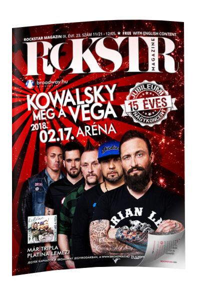 RCKSTR Magazin IX. évf. 23. szám