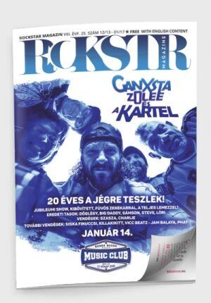 RCKSTR Magazin VIII. évf. 25. szám