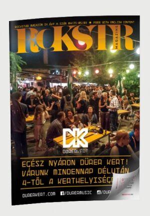 RCKSTR Magazin IX. évf. 8. szám