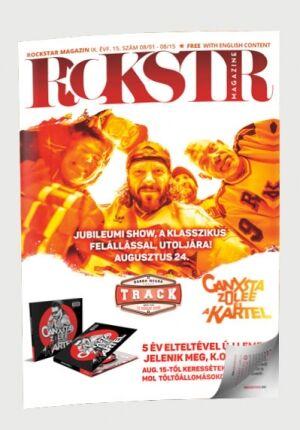 RCKSTR Magazin IX. évf. 15. szám