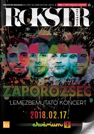 RCKSTR Magazin X. évf. 02. szám