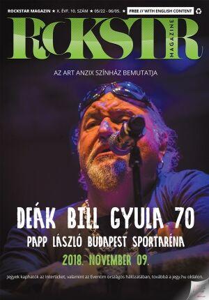 RCKSTR Magazin X. évf. 10. szám