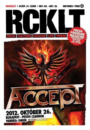 Rockélet IV. évf. 21. szám