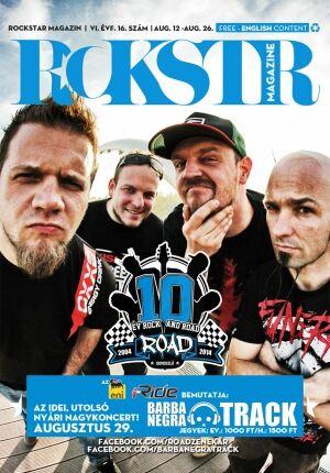 RCKSTR Magazin VI. évf. 16. szám