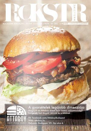 RCKSTR Magazin VI. évf. 23. szám