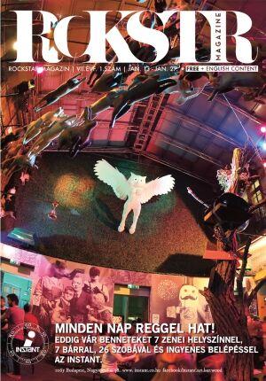 RCKSTR Magazin VII. évf. 1. szám