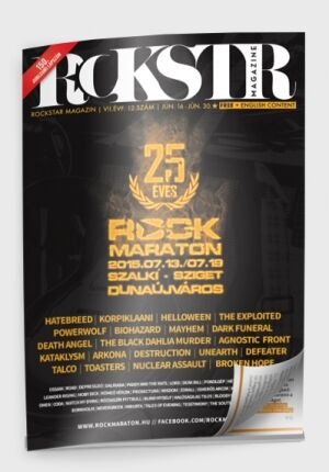 RCKSTR Magazin VII. évf. 12. szám