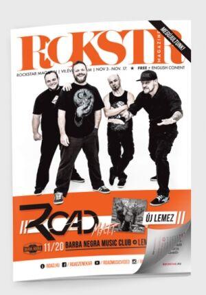 RCKSTR Magazin VII. évf. 22. szám