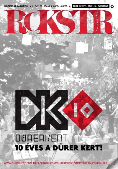 RCKSTR Magazin X. évf. 08. szám