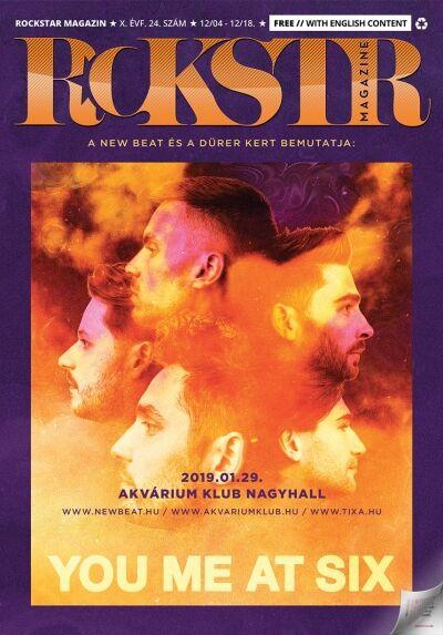 RCKSTR Magazin X. évf. 24. szám