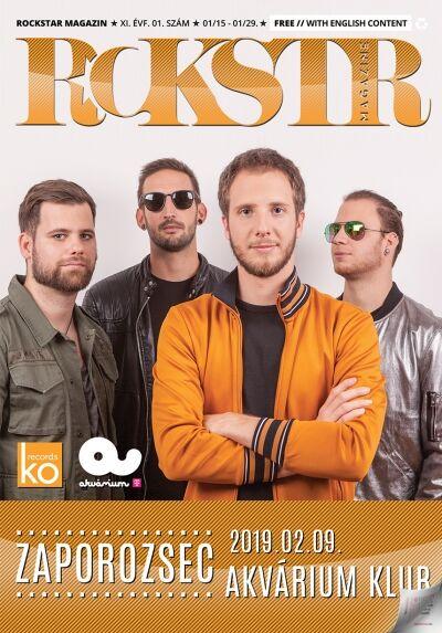 RCKSTR Magazin XI. évf. 01. szám