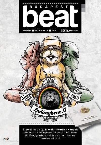 Budapest BEAT XII 18